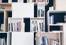regały książki