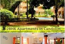The best Holiday Homes in Candolim