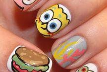 Nail art / Nail polish, nail art