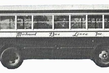 Buses - Michaud Bus Lines / Photo history of Michaud Bus Lines, Inc. based out of Salem, Massachusetts.  Started in 1914.