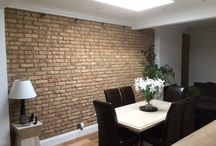 Delightful Dining Rooms / Kuci Design Cladding and Furniture for Dining Rooms