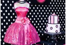 Decoración Barbie