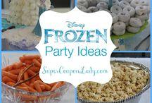 Disney Frozen party ideas