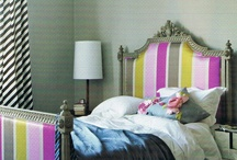 CK Bradley Home / Check out CK Bradley's up and coming new line of interior fabrics.