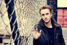 Aktor: Tom w roli Malfoya ^_^