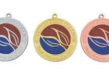 School Sports Medals / Medals Australia - School Sports Medals Customised Medals and Lanyards for your School Sports. #SchoolSportsMedals