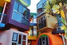 Különleges házak