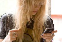 H.T Sarah hairstyle ideas / Sarah, natural bohemian beauty, carefree, rebel, Naturalist,
