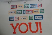 Teaching- Beginning of school / by Abigail Ellis