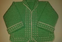 baby crochet clothes