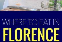 Firenze cibo