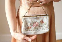 Bridal purse