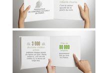 Belles infographies / by Géraldine Sénécal