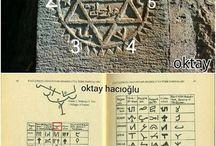 Türk  kozmoloji ve isaretleri