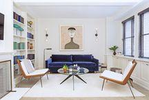Beautiful Interiors/Spaces