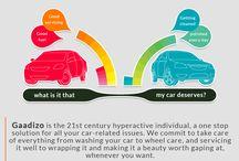 Gaadizo : Revolution in Automobile Services