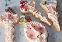 Cookies - Winter/Christmas