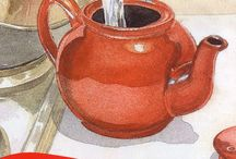 Tea  Cups And  Pots  / Everything about Tea time !!  / by Peggy Corrente