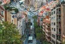 Города Барселона
