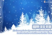 Free New Year Cards Greetings / Get free Happy New Year Greeting Cards, Wishes here.  / by Beauty Junction