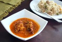 Vegetarian Side Dish / by Srivalli Jetti