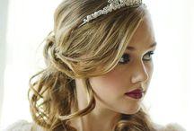 Bridal Tiaras / This is our stunning range of tiaras for brides.