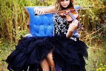 violin / Ideas for photography session with Jaydyn and her violin :-D