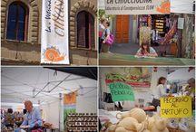 Around Tuscany! / Where we live... all around us!
