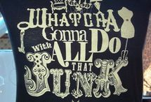 Junk Gypsy / Junk country chic with southern charm - clothes, boots, decor