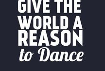 Dancepiration / All the things that we love about the world of dance.