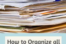 organizéry