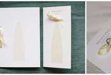 Wedding signs and stationary