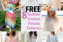 Amazing Crochet Shawl Patterns / Crochet shawl and wrap patterns. Free patterns and Crochet patterns and tutorials