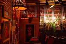 Favourite cafes/restaurants