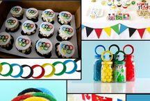 festa olimpiadas