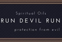 Spiritual Oils & Tinctures