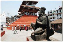 Nepal Tidbits & History / The documented history of Nepal begins with the Changu Narayan temple inscription of King Manadeva I (c. 464–505 AD) of the Licchavi dynasty.