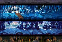 reference environments and backgrounds / reference environments and backgrounds
