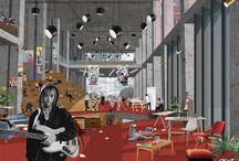 interior collage
