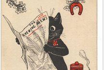 louis wain kattenkaarten