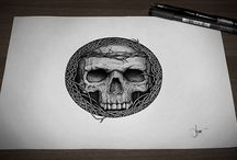 Confined / Dotwork for brand RUSULTRAS