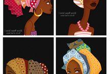 African women