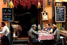 Рим глазами его жителей / Сайт для тех, кто хочет увидеть Рим глазами его жителей. Лучшие экскурсии, магазины, рестораны и места, куда ходят сами римляне - здесь.