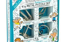 Jigsaws and Puzzles / A range of educational Jigsaws and Puzzles- Perfect for Birthdays and Christmas.