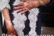 my sis wedding henna :) by me