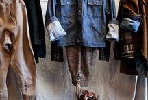 Kleding opbergen / Leuke ideeen voor een grote berg kleding