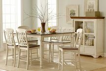 Counter height dining tables / Furniture