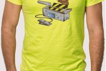Camisetas Retro / Si estas buscando camisetas con ilustraciones muy retro aquí puedes encontrarlas.