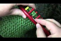 Loomknitting
