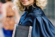 Блуза_ Balloon sleeve (пышный рукав) / блуза с пышным рукавом. Большие объемные рукава создают женственный лёгкий образ. Такие блузы прекрасно сочетаются с любыми брюками, классическими джинсами и юбками. Такая универсальная деталь гардероба должна быть у каждой модницы!
